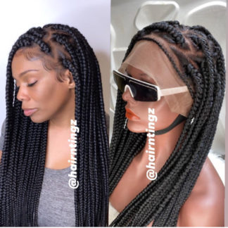 Box Braids Wigs